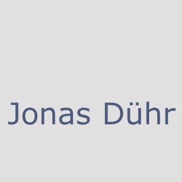 Jonas Dühr